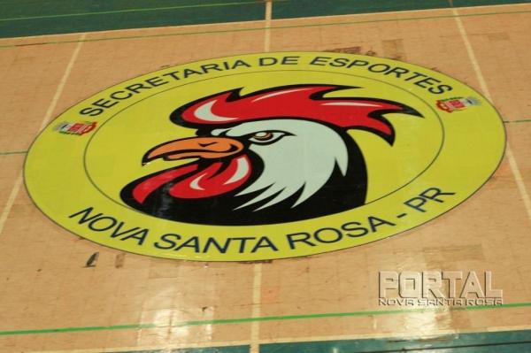 Os jogos serão no Eurides Priebe. (Foto: Portal Nova Santa Rosa)