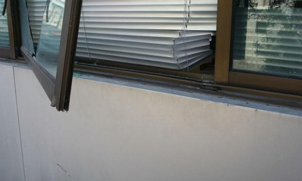 Os elementos entraram por uma janela da residência. (Foto: Ilustrativa)