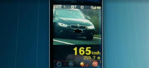 A multa nestes casos pode variar de R$ 130,16 a R$ 880,41, além da suspensão do direito de dirigir.(Foto: Reprodução)