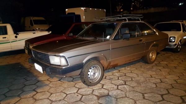 O veículo foi furtado em Novo Sarandi. (Foto: PM)