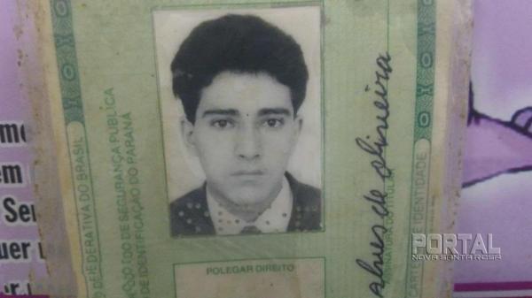 Darci Aparecido Alves de Oliveira faleceu no Hospital.