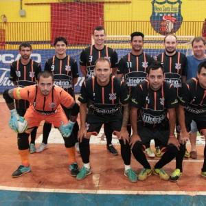 Equipe Estofaria Friedrich/Portal Nova Santa Rosa