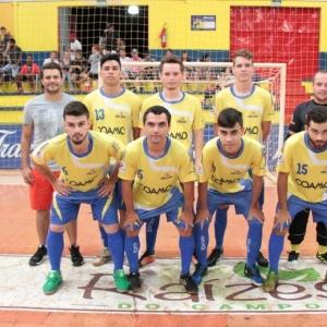 Equipe da ARCAM/Coamo. (Foto: Portal Nova Santa Rosa)