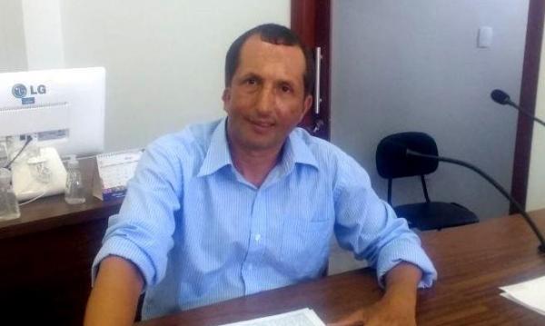 Vereador de Maripá, Jânio Quirino Alves. (Foto: Assessoria)