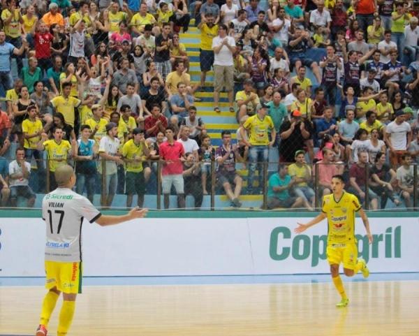 Copagril Futsal estreia no Campeonato Paranaense Série Ouro nesta terça-feira (Foto: Tainã Felipe Cerny/Assessoria Copagril )