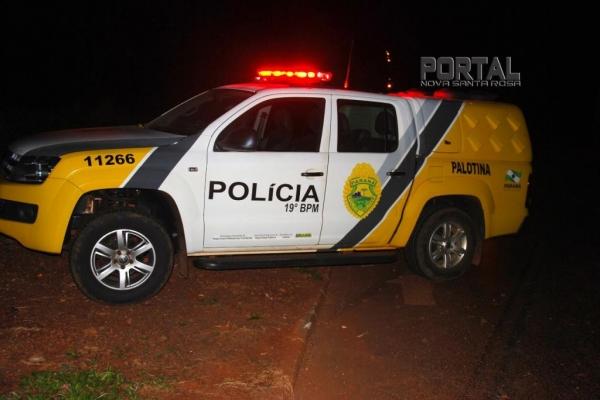 A polícia procura os elementos. (Foto: Arquivo)