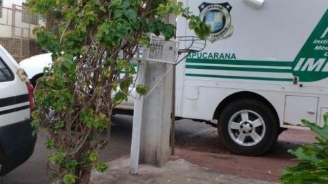 O corpo de Edson Castorino foi encaminhado ao Instituto Médico Legal (IML). (Foto: TN OnLine)