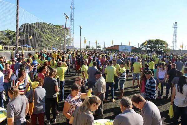 Copa Copagril 2018 é encerrada com sucesso (Foto: Assessoria )
