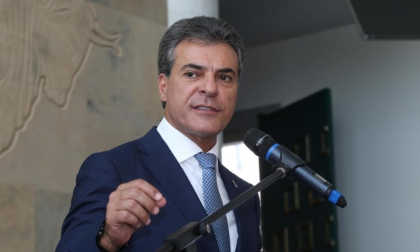 Richa: ex-governador é investigado por um suposto uso irregular de verbas conveniadas com a União quando era prefeito de Curitiba (Foto: Orlando Kissner/ANPr)