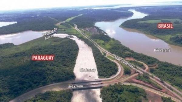 O financiamento e projeto seria responsabilidade da Itaipu Binacional.(Foto: Divulgação)