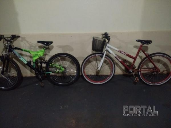 As bikes estão a disposição na PM. (Foto: PM)