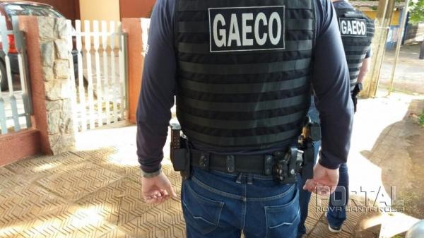 Na mesma operação foi detido um empresário de Marechal Cândido Rondon.(Foto: Marechal News)