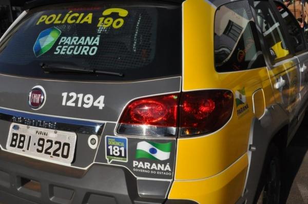 Home tenta furtar objetos de igreja em Marechal Rondon e é detido por populares até a chegada da PM. (Foto: Arquivo)