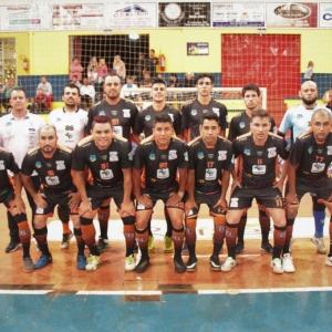 Equipe do Larenjeiras. (Foto: Portal Nova Santa Rosa)