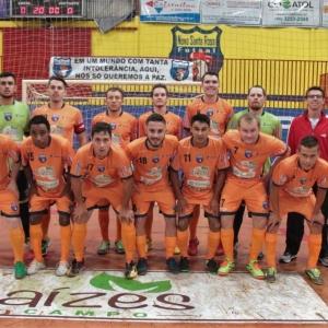 Equipe do Nova Santa Rosa