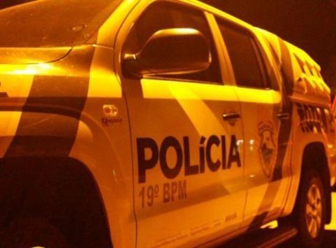 A equipe fez patrulhamento na região, mas não conseguiu localizar o autor das ameaças.(Foto: Arquivo)