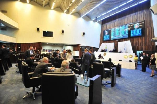 Sessão Plenária (Foto: Sandro Nascimento/Alep )