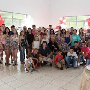 A grande família. (Foto: Divulgação)