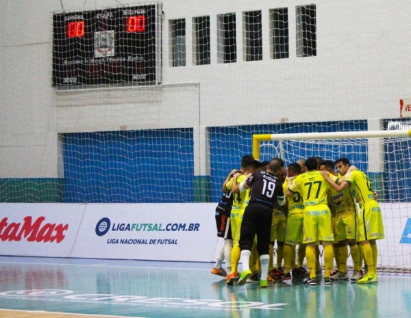 Copagril Futsal disputará cinco jogos no período de duas semanas (Foto: Tainã Felipe Cerny/Assessoria Copagril )