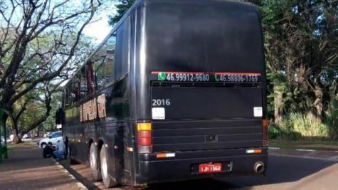 As vítimas relataram que mais de R$ 20 mil foram roubados. (Foto: Tribuna Popular)