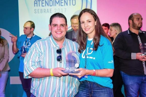 Sala do Empreendedor de Maripá é premiada com Selo Prata de atendimento. (Foto: Assessoria)