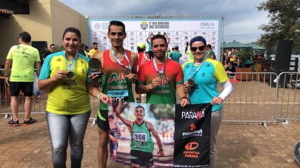 A equipe contou com atletas nas principais provas do Brasil.(Fotos: Assessoria)