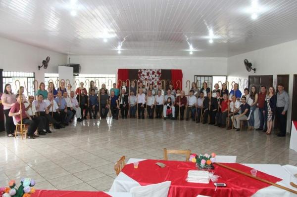 Neste ano foram homenageados 31 pastores. (Foto: Assessoria)