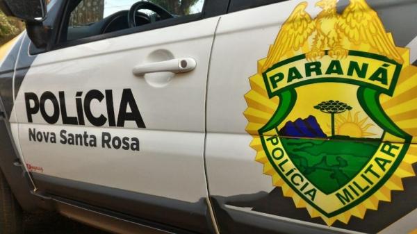 O crime pode ter ligação com o furto da camionete. (Foto: Portal Nova Santa Rosa)