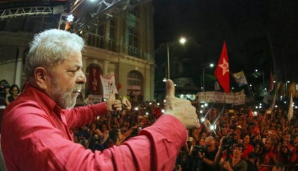 Lula em foto de arquivo PT