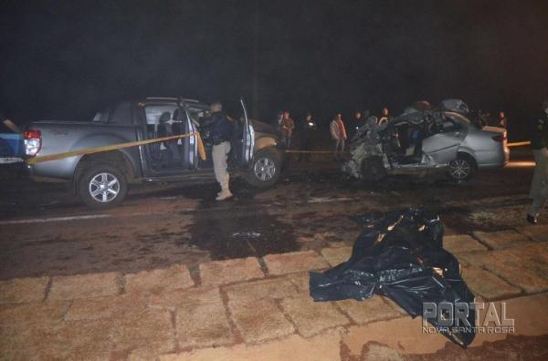 Segundo a irmã do motorista, o sepultamento deve ocorrer em Colombo.(Foto: Bogoni)
