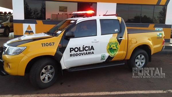A PRE de Iporã registrou o caso.(Foto: Arquivo)