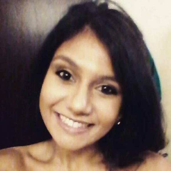 A jovem de Toledo que foi morta pelo namorado em Campinas na madrugada de domingo. (Foto: Reprodução Facebook)