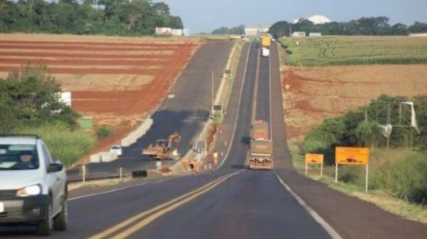 O convite é para proprietários de áreas às margens da rodovia, que foram notificados nos últimos meses. (Foto: Catve)