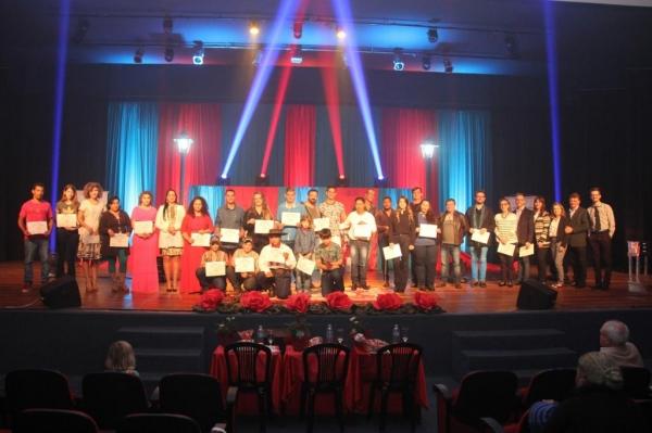 O evento foi a seletiva municipal para o 13º Fermop .(Foto: Assessoria)