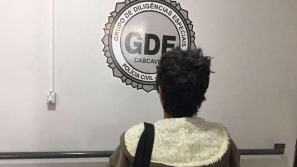 Os policiais localizaram a mulher no bairro Melissa II,(Foto: Polícia Civil)