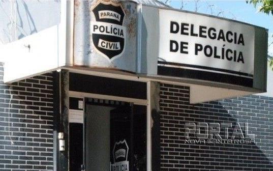 Delegacia de Polícia de Palotina. (Foto: Arquivo)
