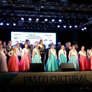 Lançamento da 20ª Festa das Orquídeas e do Peixe. (Fotos: Assessoria)