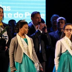 1ª Princesa das Orquídeas, Camila Nardino. (Fotos: Assessoria)