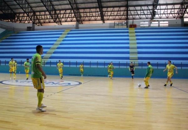 O confronto será a última atuação da equipe rondonense em casa pela primeira fase da LNF (Foto: Fernando Ames/Copagril )