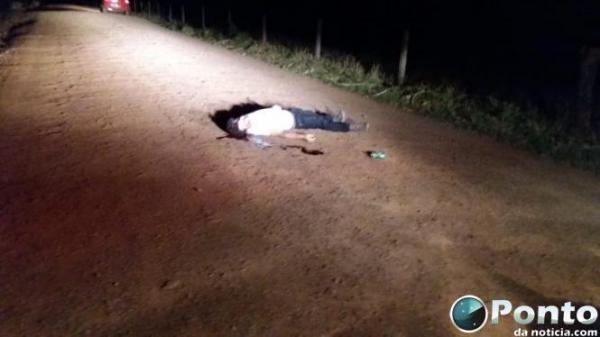 Em dois dias, duas pessoas mortas em Mercedes. (Foto: Ponto da Notícia)