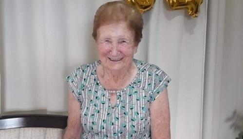 Cecília Back faleceu aos 84 anos (Foto: Divulgação )