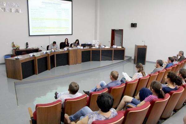 Governo Municipal realiza prestação de contas referente ao 2º quadrimestre de 2018. (Foto: Assessoria)