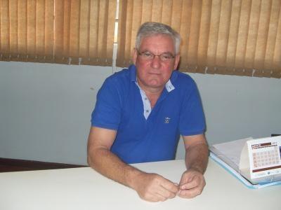 Silvio Schmidt. (Foto: Arquivo)