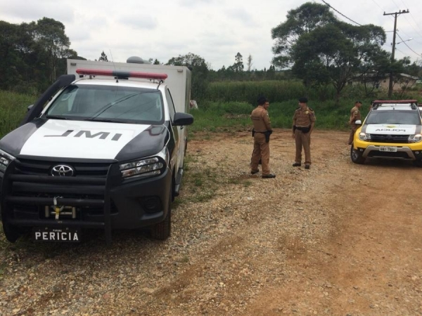 A Delegacia de Piraquara investiga o caso (Foto: Banda B )