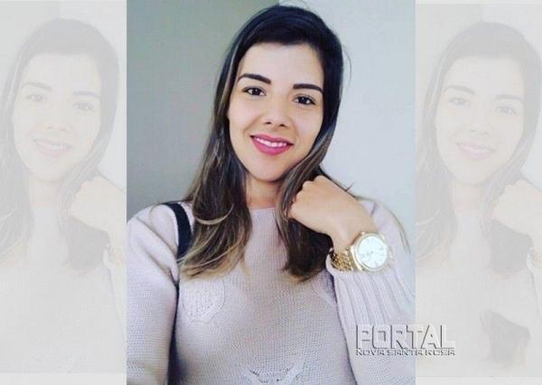 Pámela era professora na CMEI Girassol.(Foto: Arquivo da família)