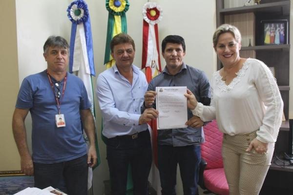 Vão ser investidos R$ 395 mil, sendo R$ 90.129,33 de contrapartida de cada município e o aporte financeiro da Itaipu Binacional. (Foto: Divulgação)