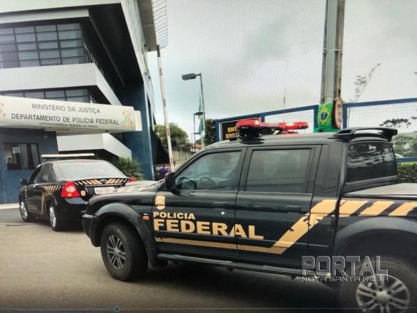 Um mandado foi cumprido em Cascavel e dois em Marechal Rondon. (Foto: Assessoria PRF)