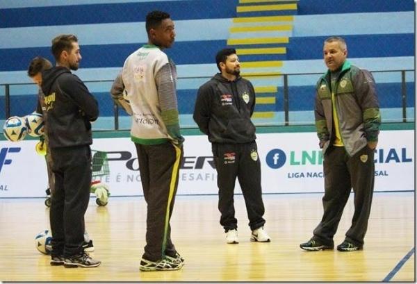 Os atletas da equipe rondonense e a comissão técnica se reapresentam no dia 25 de janeiro para iniciar os trabalhos da pré-temporada (Foto: Tainã Felipe Cerny/Assessoria)