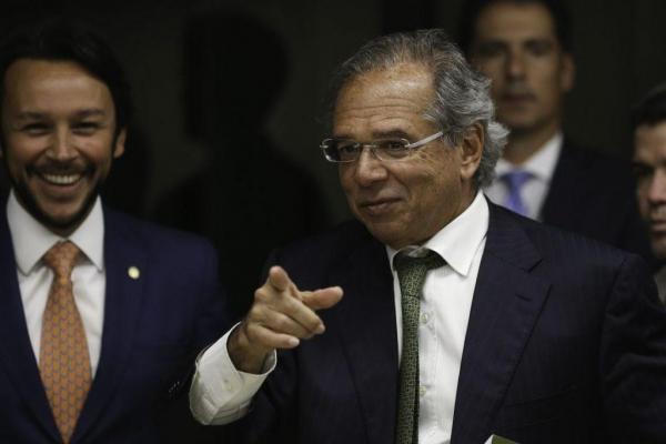 O ministro da Economia, Paulo Guedes, já sinalizou para mudanças. (Foto: Reprodução)