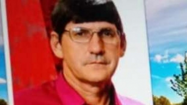 José Santino Cipriano de 53 anos. (Foto: Arquivo Familiar)